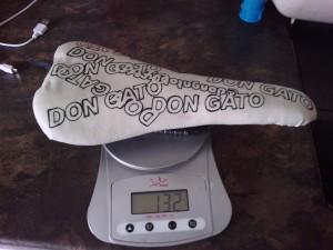 Peso más que aceptable